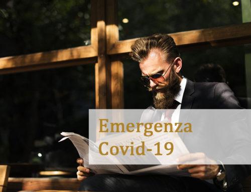 Decreto-Legge 20 marzo 2020 n. 52 – Misure urgenti di contenimento e gestione dell'emergenza da Covid-19